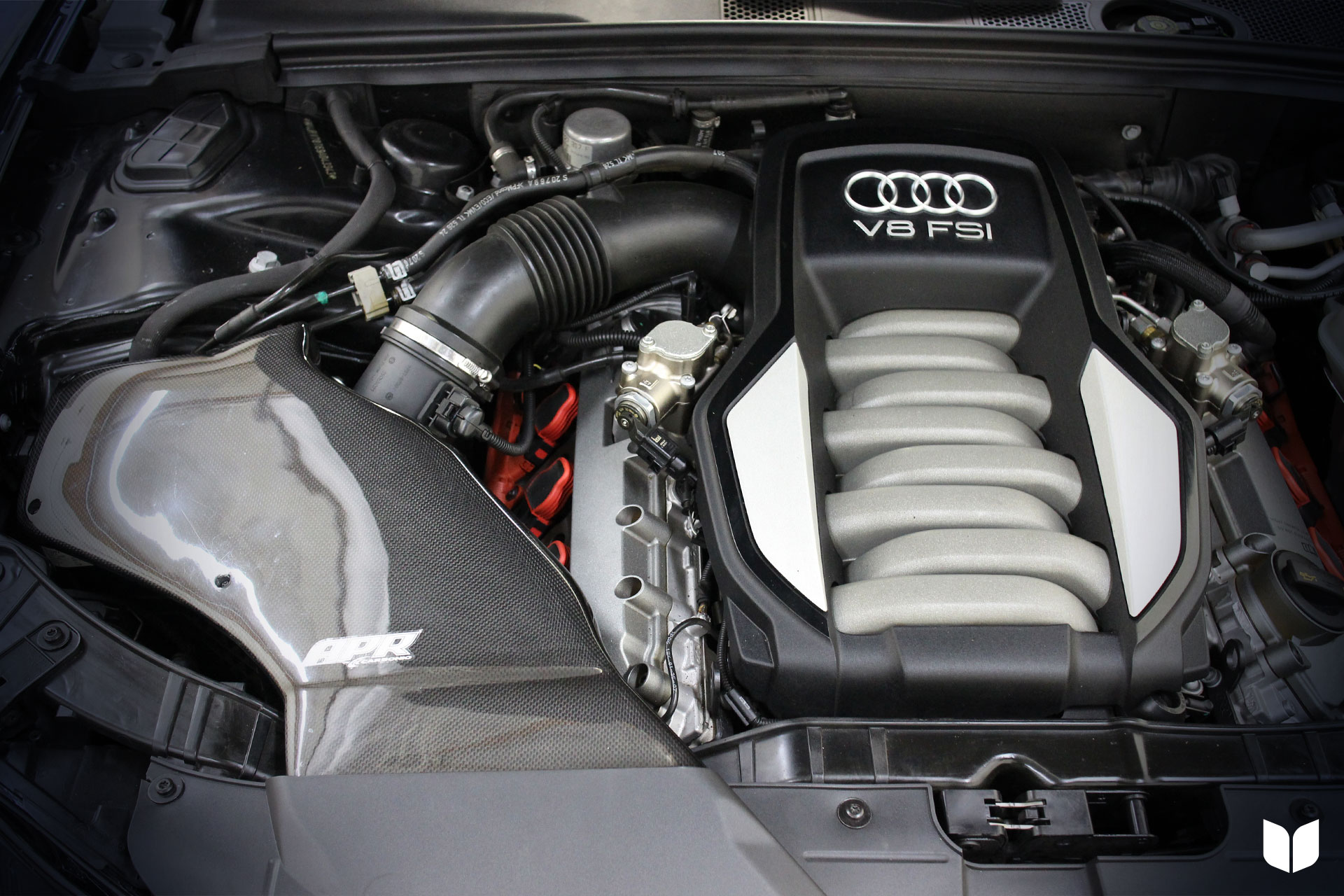 cool audi a4 intake aratorn sport cars. Black Bedroom Furniture Sets. Home Design Ideas