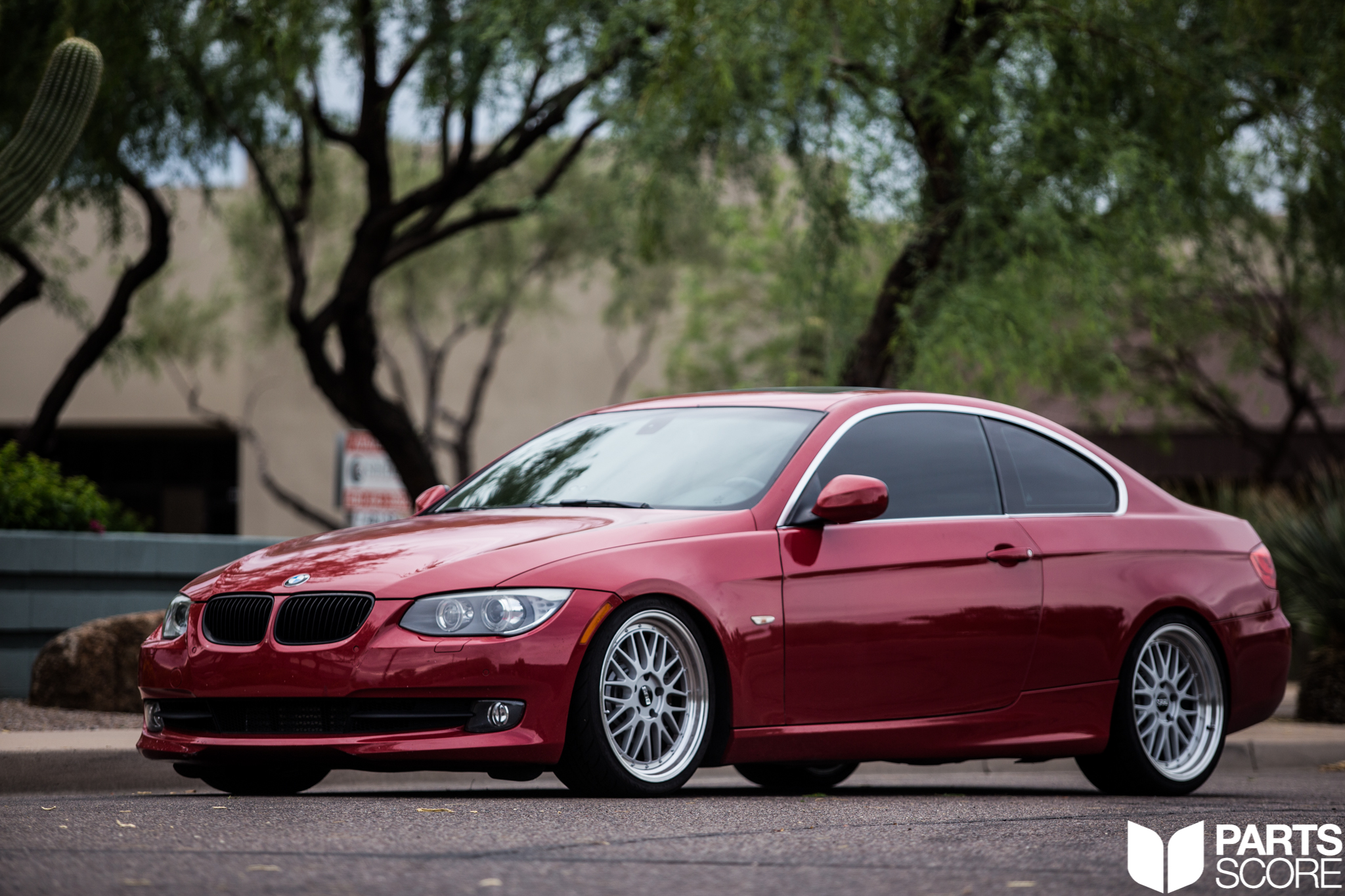 BMW E92 N55 335i : Burger Tuning JB4 + Evolution Racewerks - Parts Score