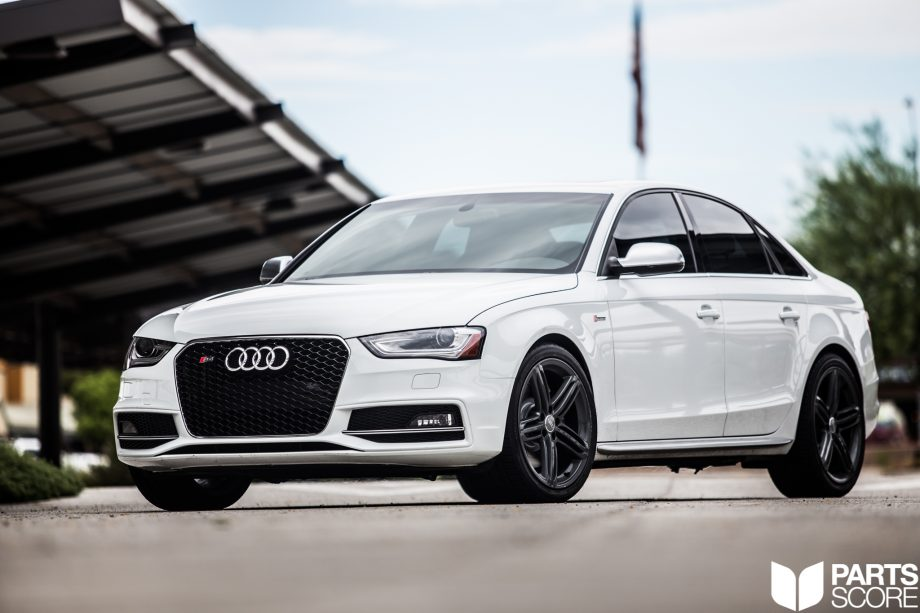 B8 5 Audi S4: AWE Tuning & GIAC Stage 2 - Parts Score