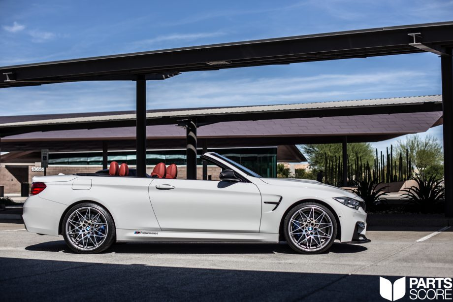 Bmw M4 Convertible Competition Package Eospeed