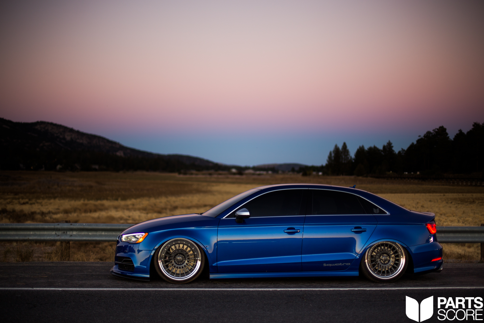 Project Audi S3 The Ultimate Combination Of Show And