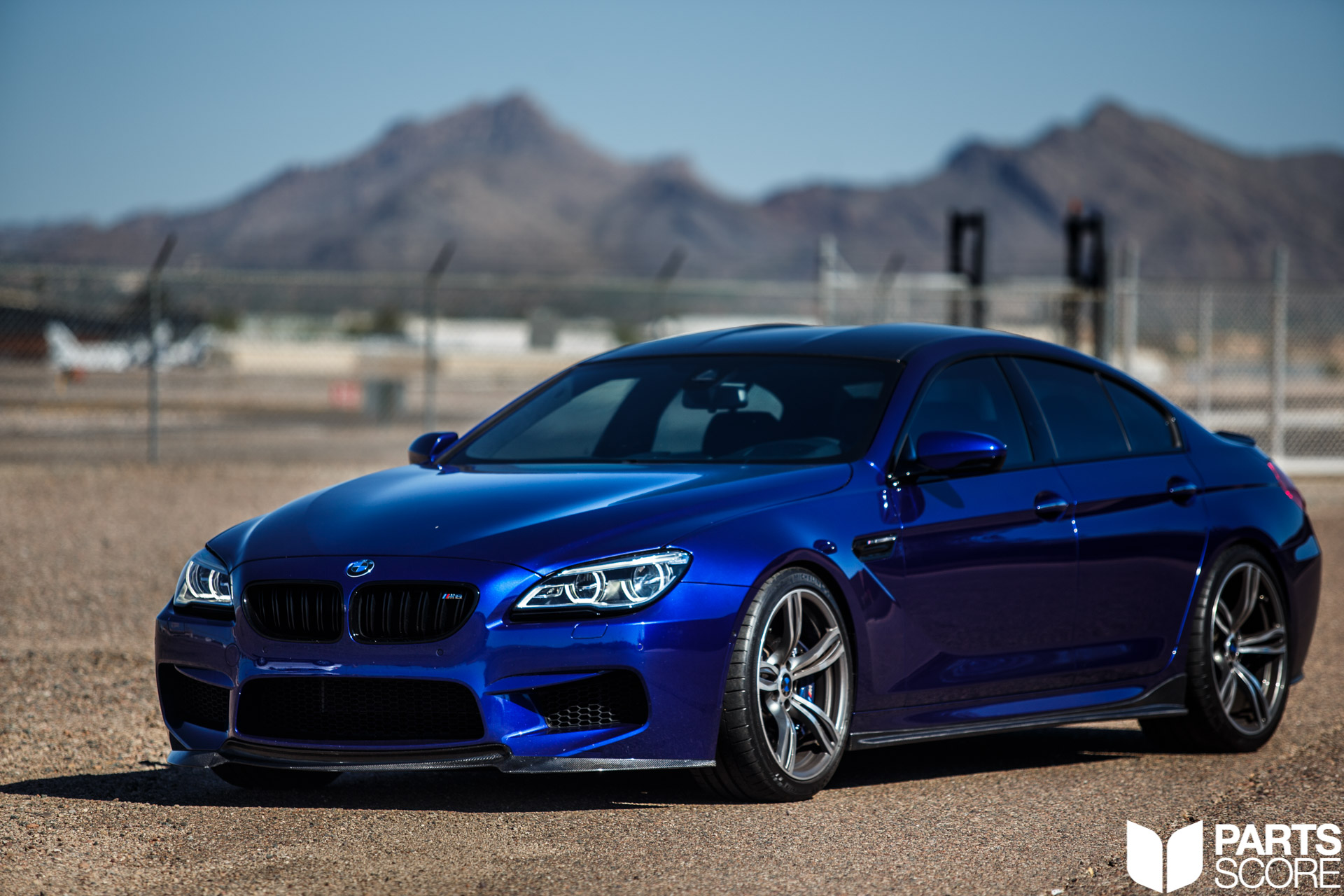 parts score, bmw, bmw m, bmw m4, bmw performance, bmw performance arizona, bmw performance scottsdale, bmw performance az, az bmw, az bmw group, carbon fiber, evolution race werks, snow performance, burger tuning, jb4, DINANTRONICS Performance Tuner Stage 2 for BMW F06 M6 Gran Coupe (S63TU), Dinan Free Flow Stainless Exhaust for BMW F06 M6 Gran Coupe, Dinan Carbon Fiber Cold Air Intake for BMW F06 M6 Gran Coupe, Dinan High Performance Adjustable Coil-Over Suspension System for BMW F06 M6 Gran Coupe, Dinan Pedal Cover Set for BMWs with DCT Transmissions, Dinan S-1 Under-hood Plaque and Dinan Deck Lid Badge, DTM Carbon Fiber Front Lip, DTM Carbon Fiber Trunk Spoiler, DTM Carbon Fiber Rear Diffuser, DTM Carbon Fiber Side Skirt Extensions, IND Distribution Cosmetic Package, San Marino Blue Metallic Painted Rear Reflectors, San Marino Blue Metallic Painted Front Reflectors, Gloss Black Painted Front Grille Set, Gloss Black Side Marker Set, AFE Power: Carbon Fiber S63TU Engine Cover, clear coated to match the Dinan Cold Air Intake, Burger Tuning 10mm Spacers, Burger Tuning 12mm Spacers