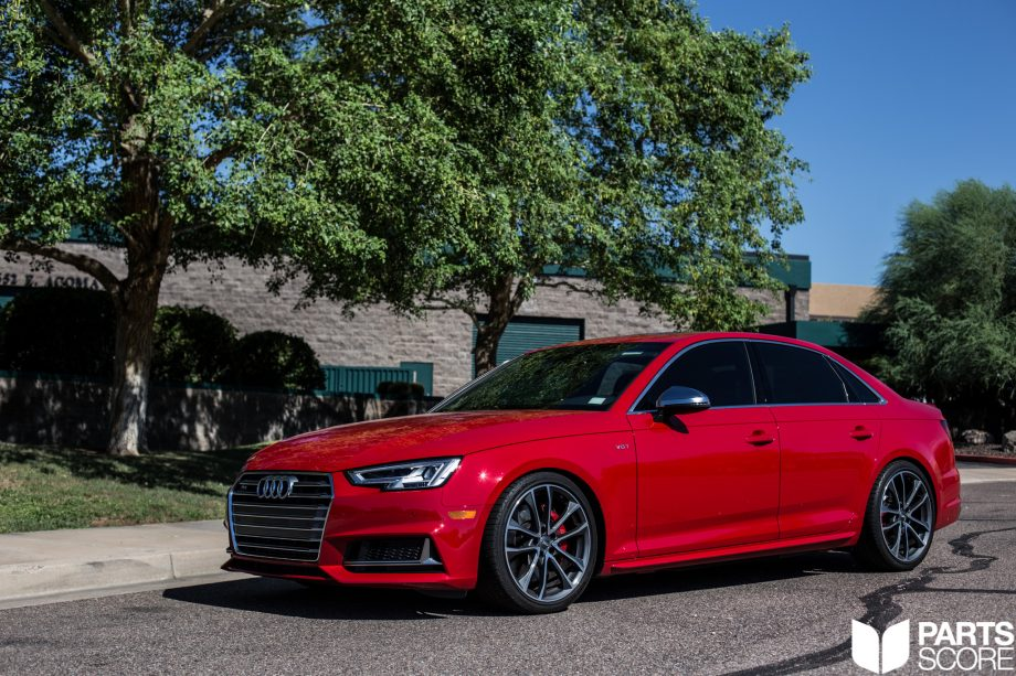 Audi B9 S4 KW HAS Kit: Now Available And In Stock - Parts Score