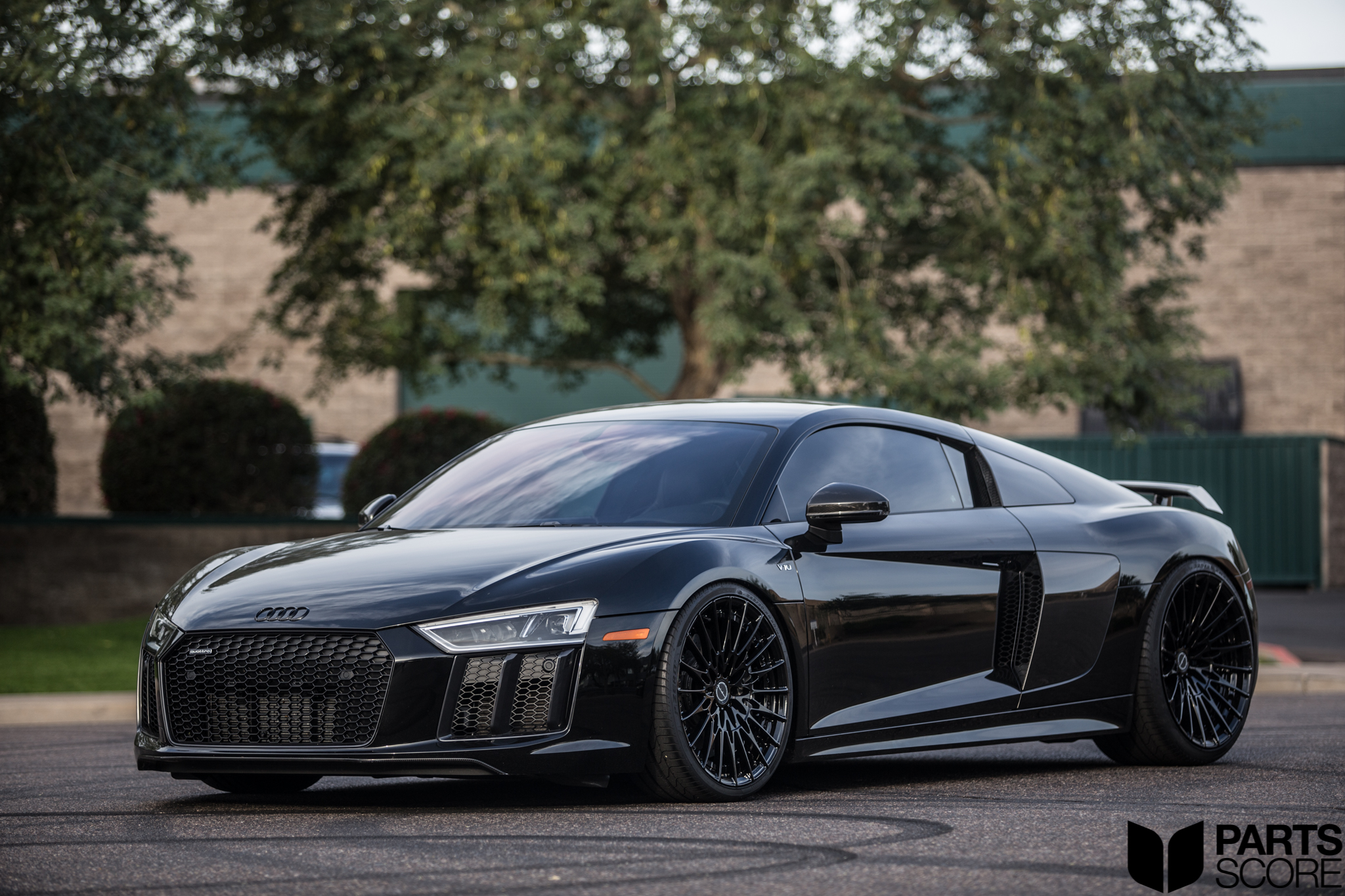 Audi R8 V10 Plus Brixton Forged 2 Piece Hs1 Duo Series